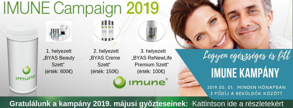 IMUNE KAMPÁNY -1