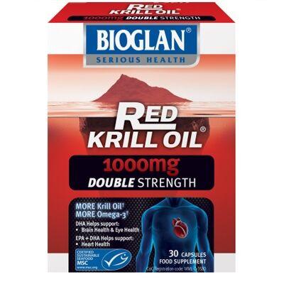 Nagy dózis Krill olaj